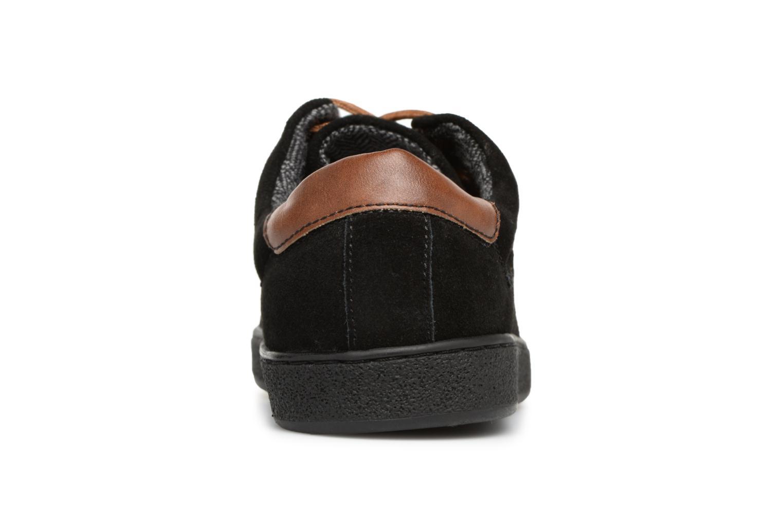 Sneaker I Love Shoes KEPHANE Leather schwarz ansicht von rechts