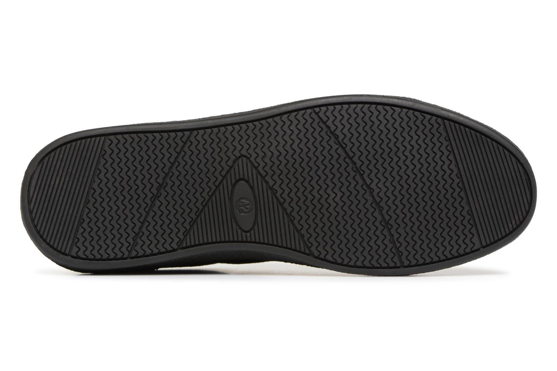 Sneaker I Love Shoes KEPHANE Leather schwarz ansicht von oben