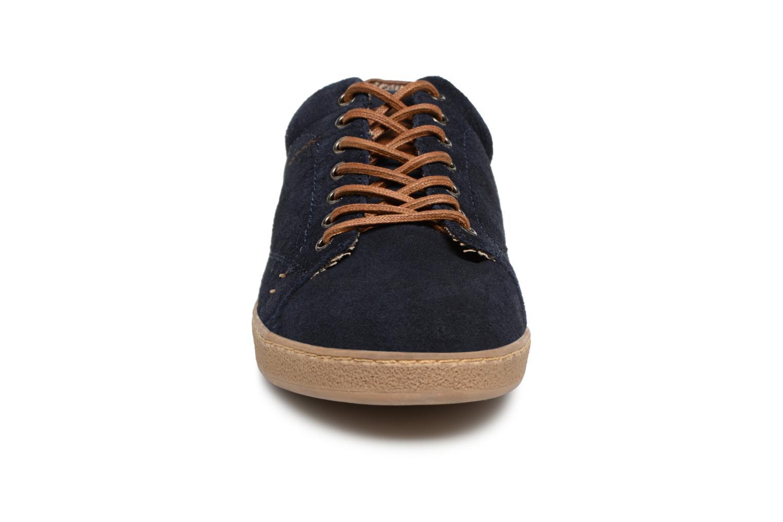 Sneaker I Love Shoes KEPHANE Leather blau schuhe getragen