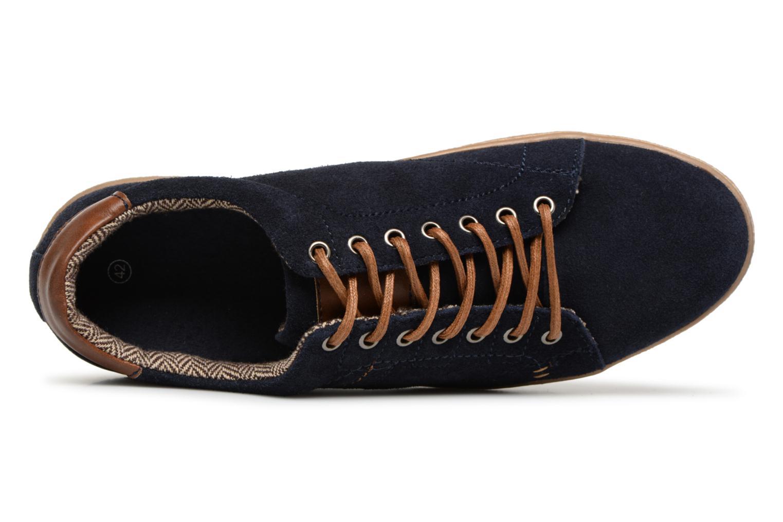Sneaker I Love Shoes KEPHANE Leather blau ansicht von links