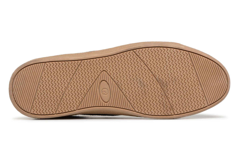 Sneaker I Love Shoes KEPHANE Leather blau ansicht von oben