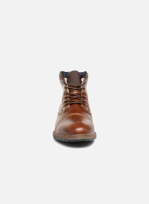Bottines et boots I Love Shoes KEFORE Marron vue portées chaussures
