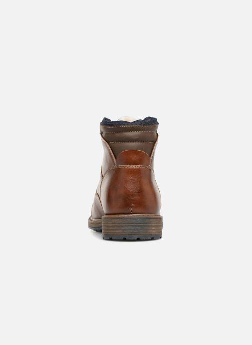 Bottines et boots I Love Shoes KEFORE Marron vue droite