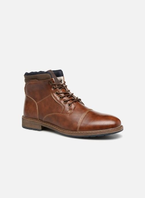 Bottines et boots I Love Shoes KEFORE Marron vue détail/paire