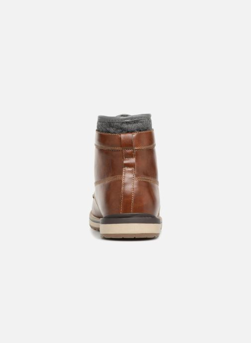 Stiefeletten & Boots I Love Shoes KEPOLI braun ansicht von rechts