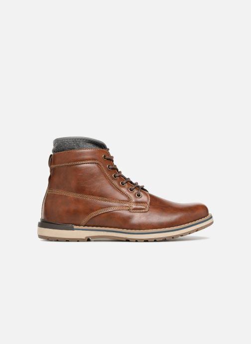 Botines  I Love Shoes KEPOLI Marrón vistra trasera
