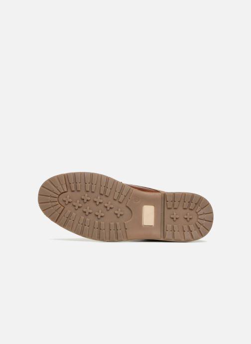 Stiefeletten & Boots I Love Shoes KEPOLI braun ansicht von oben