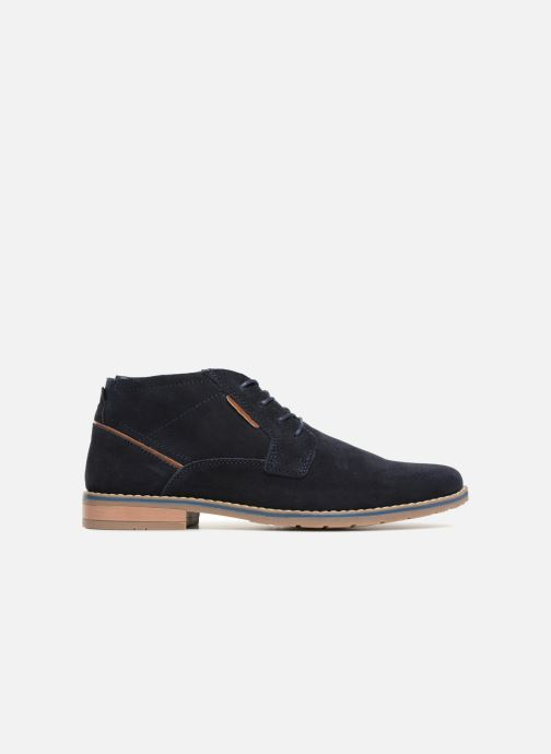 Boots en enkellaarsjes I Love Shoes KERONI Leather Blauw achterkant