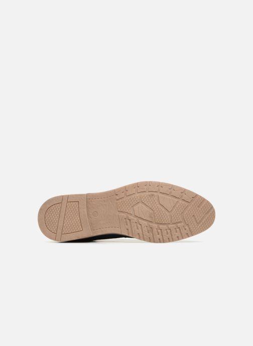 Bottines et boots I Love Shoes KERONI Leather Bleu vue haut