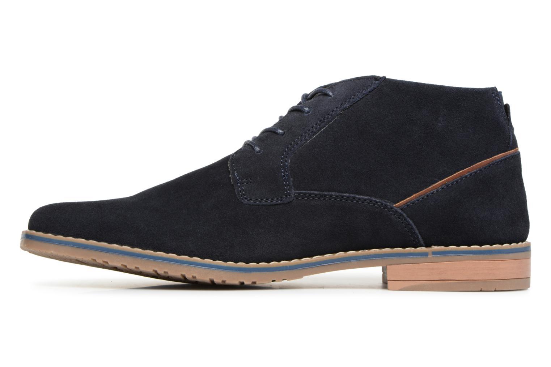 Bottines et boots I Love Shoes KERONI Leather Bleu vue face