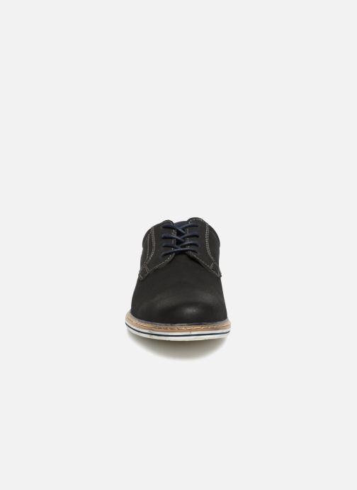 Zapatos con cordones I Love Shoes KEPAN Negro vista del modelo
