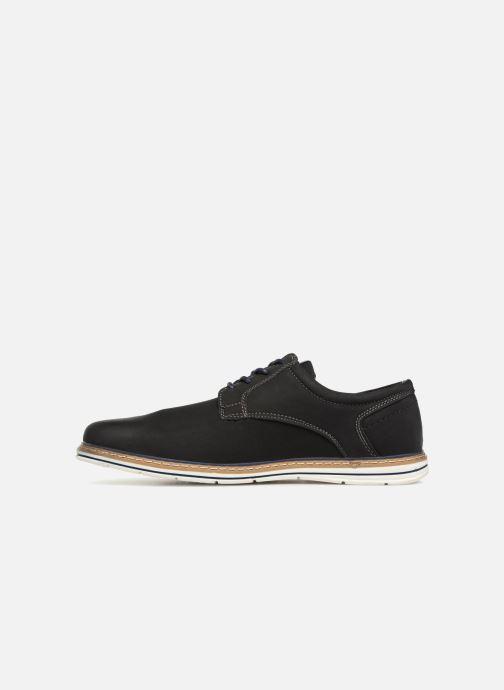 Chaussures à lacets I Love Shoes KEPAN Noir vue face