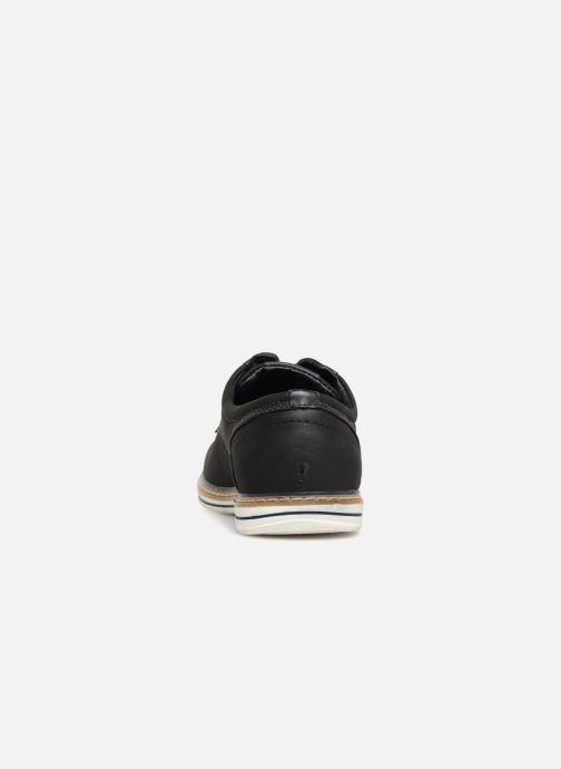 Zapatos con cordones I Love Shoes KEPAN Negro vista lateral derecha