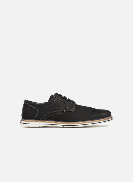 Zapatos con cordones I Love Shoes KEPAN Negro vistra trasera
