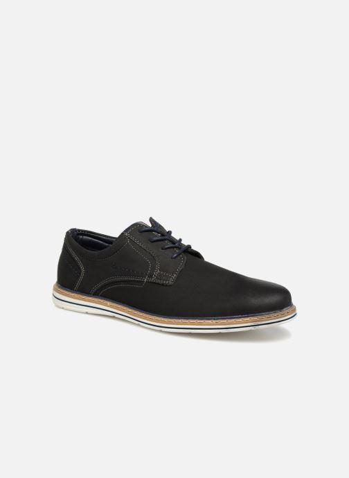 Zapatos con cordones I Love Shoes KEPAN Negro vista de detalle / par