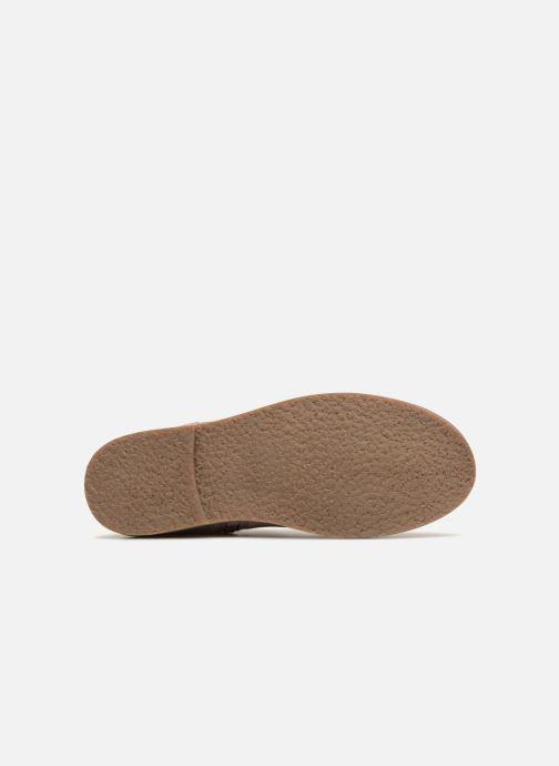 Boots en enkellaarsjes I Love Shoes KELINE 2 Leather Roze boven