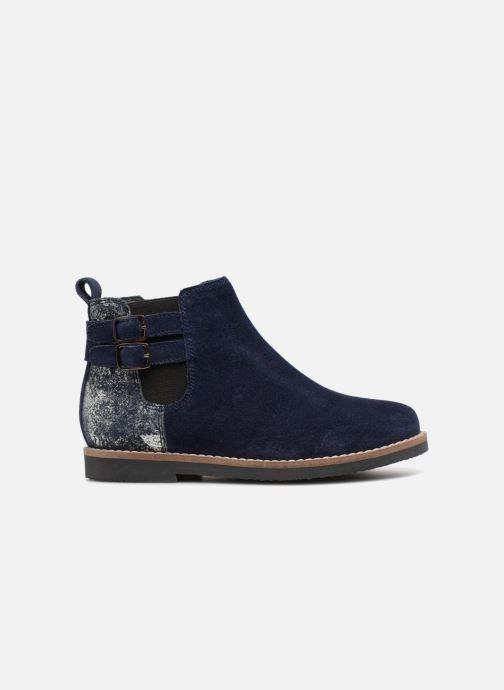Botines  I Love Shoes KELINE 2 Leather Azul vistra trasera