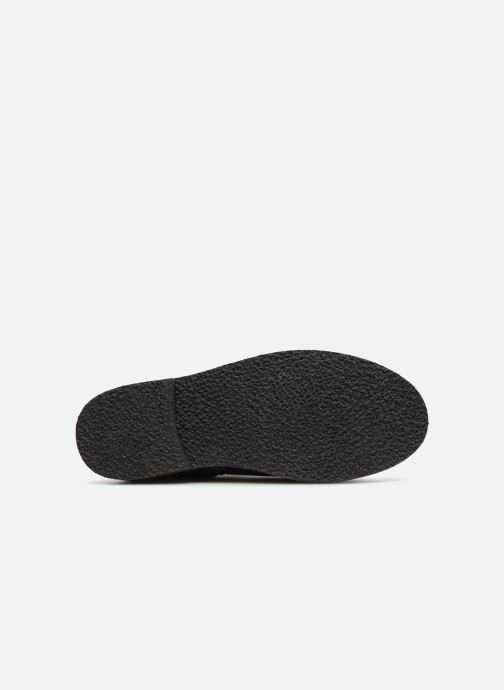 Stiefeletten & Boots I Love Shoes KELINE 2 Leather blau ansicht von oben