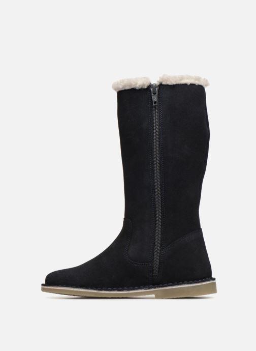 Stiefel I Love Shoes KEBOTTA Leather blau ansicht von vorne