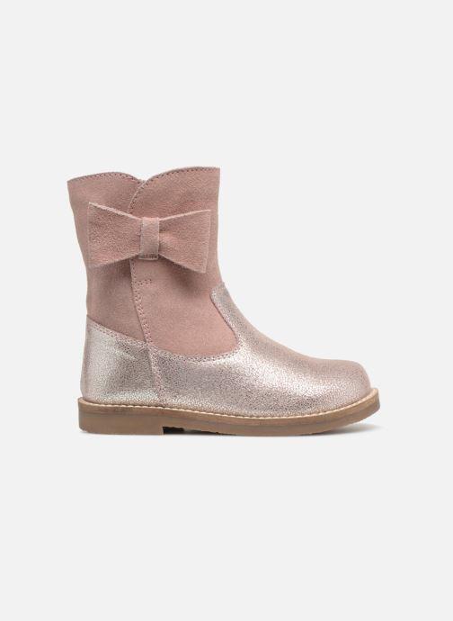 Laarzen I Love Shoes SELMIE Leather Fourrée Roze achterkant