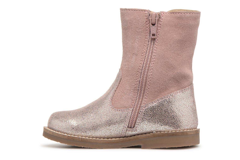 Stiefel I Love Shoes SELMIE Leather Fourrée rosa ansicht von vorne