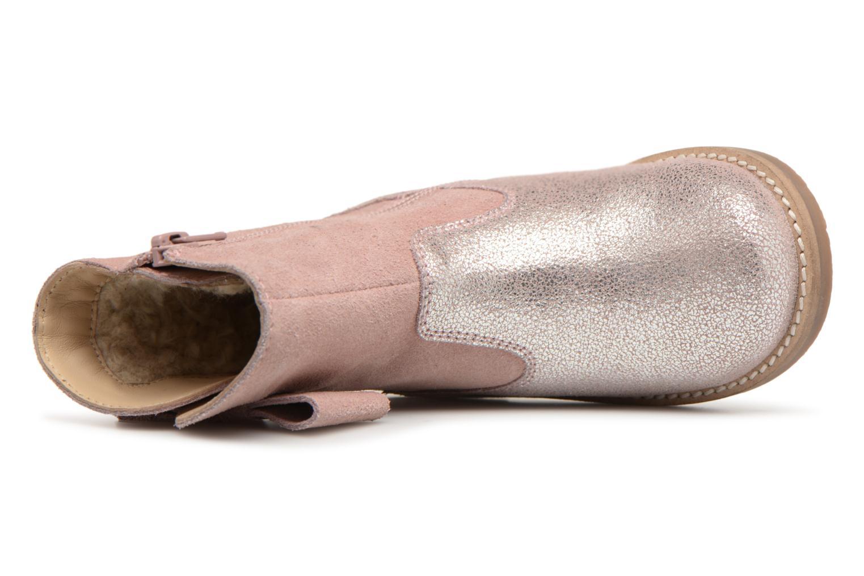 Stiefel I Love Shoes SELMIE Leather Fourrée rosa ansicht von links