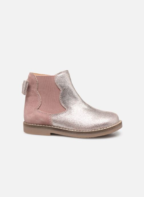 Ankle boots I Love Shoes KERBILLE Leather Beige back view