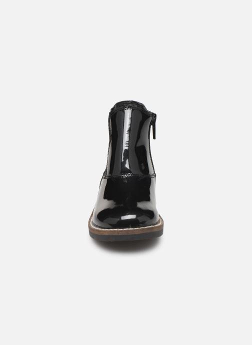 Bottines et boots I Love Shoes KERBILLE Leather Noir vue portées chaussures