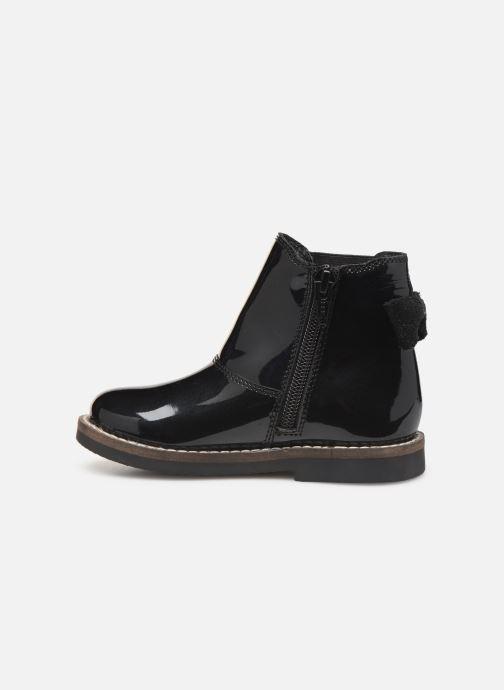 Botines  I Love Shoes KERBILLE Leather Negro vista de frente