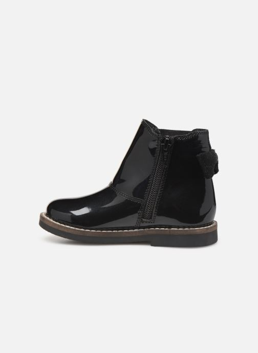 Bottines et boots I Love Shoes KERBILLE Leather Noir vue face