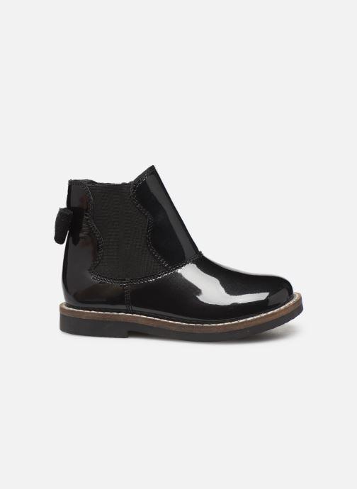 Boots en enkellaarsjes I Love Shoes KERBILLE Leather Zwart achterkant