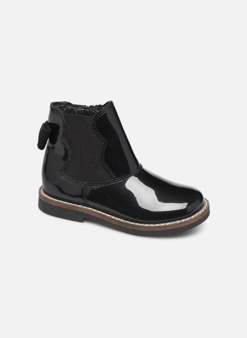 Bottines et boots I Love Shoes KERBILLE Leather Noir vue détail/paire