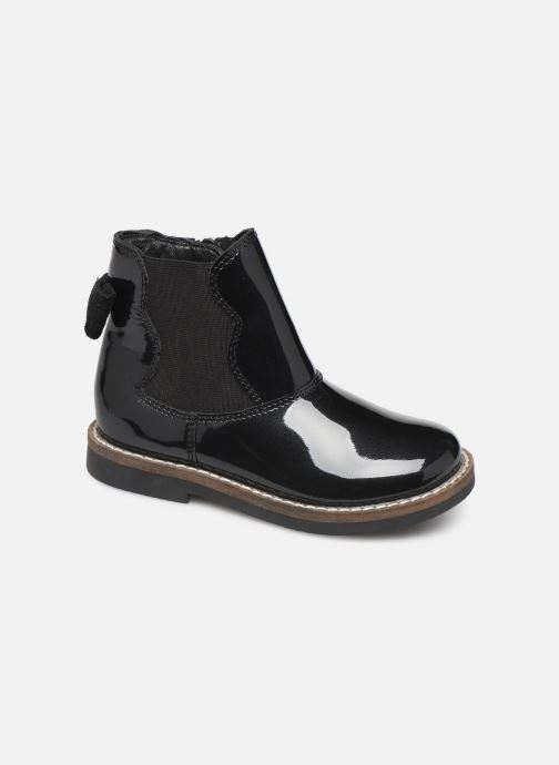 Boots en enkellaarsjes I Love Shoes KERBILLE Leather Zwart detail