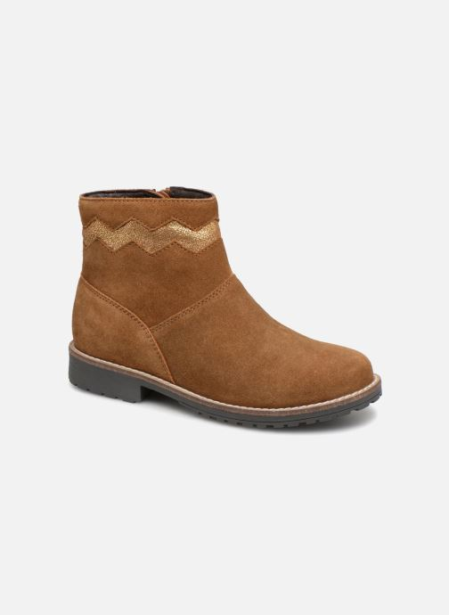 Botines  I Love Shoes KEZIG Leather Marrón vista de detalle / par