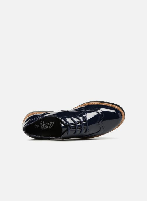 Con Shoes GonelyazulZapatos Sarenza328698 Cordones I Chez Love sCrthxQd