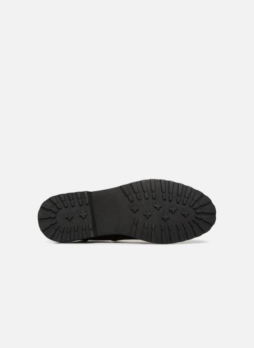 Chaussures à lacets I Love Shoes Gonely Noir vue haut