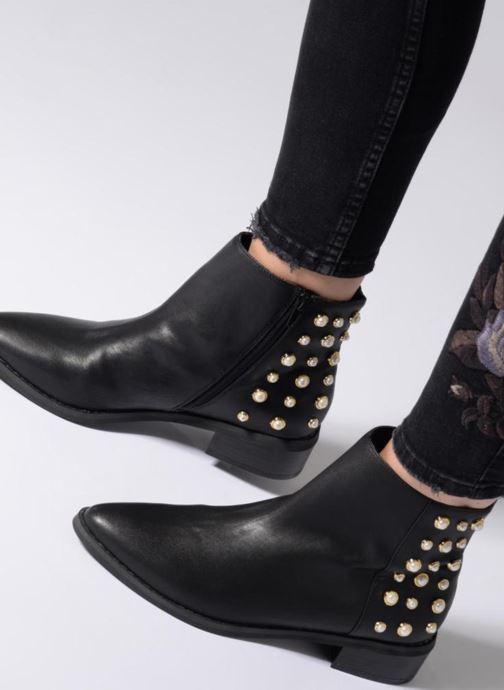 Bottines et boots Vero Moda VMKELINA BOOT Noir vue bas / vue portée sac