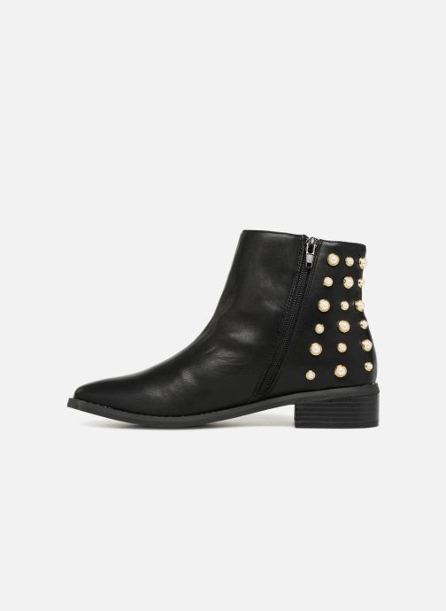 Bottines et boots Vero Moda VMKELINA BOOT Noir vue face