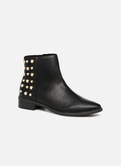 Bottines et boots Vero Moda VMKELINA BOOT Noir vue détail/paire