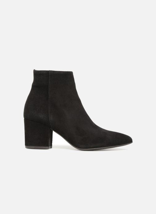 Boots en enkellaarsjes Vero Moda VMASTRID LEATHER BOOT Zwart achterkant