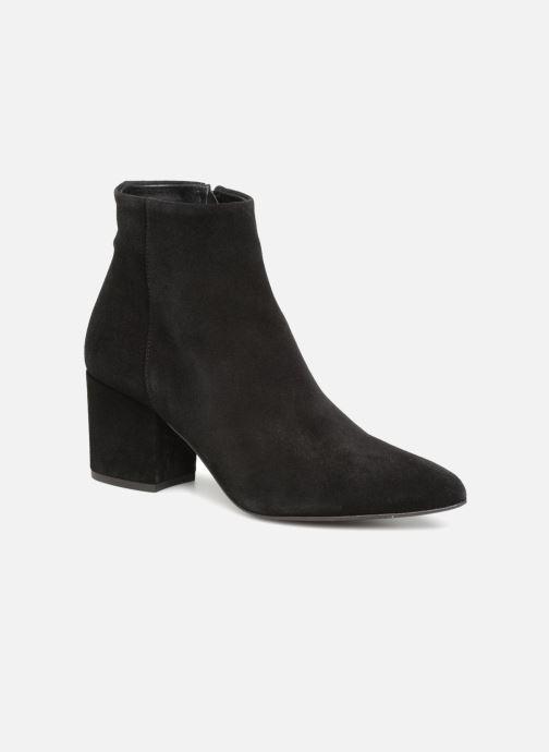 Bottines et boots Vero Moda VMASTRID LEATHER BOOT Noir vue détail/paire