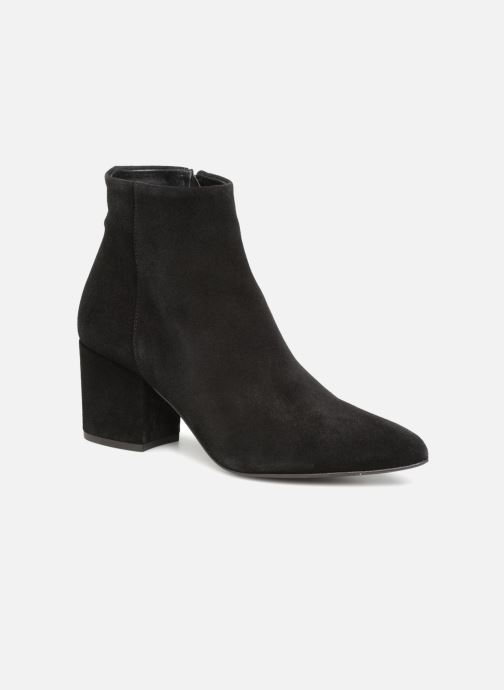 Bottines et boots Vero Moda VMASTRID LEATHER BOOT Noir vue détail/paire