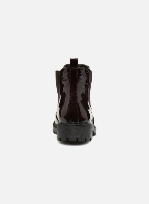Bottines et boots Vero Moda VMGLORIA SHINE BOOT 2 Violet vue droite