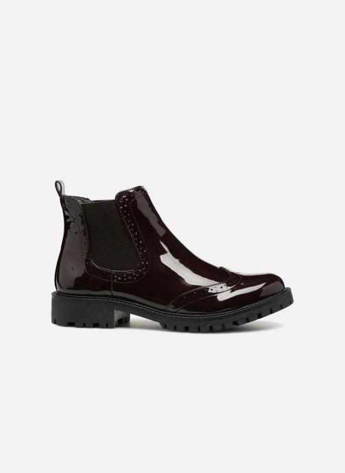Ankle boots Vero Moda VMGLORIA SHINE BOOT 2 Purple back view