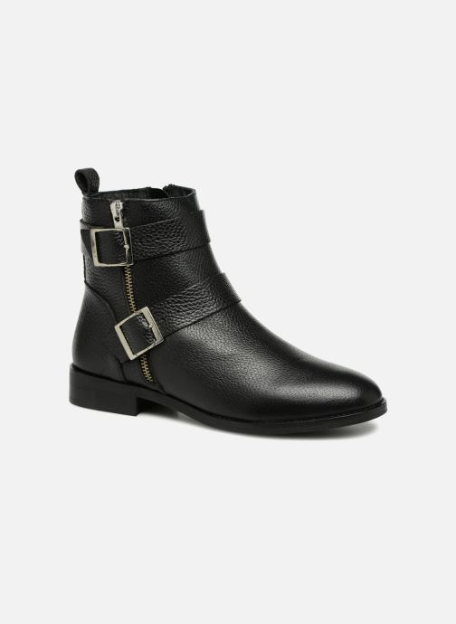 Boots en enkellaarsjes Dames VMSINO LEATHER BOOT