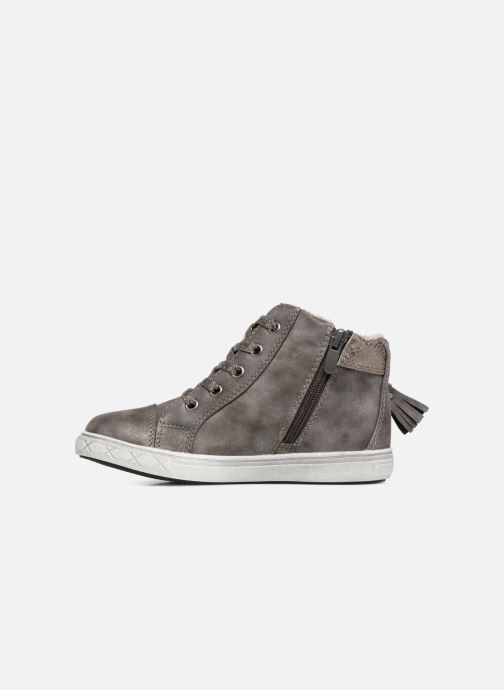 Baskets I Love Shoes SUPSTUDS Gris vue face