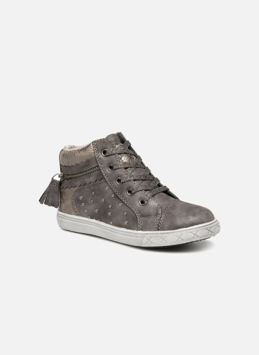 Baskets I Love Shoes SUPSTUDS Gris vue détail/paire