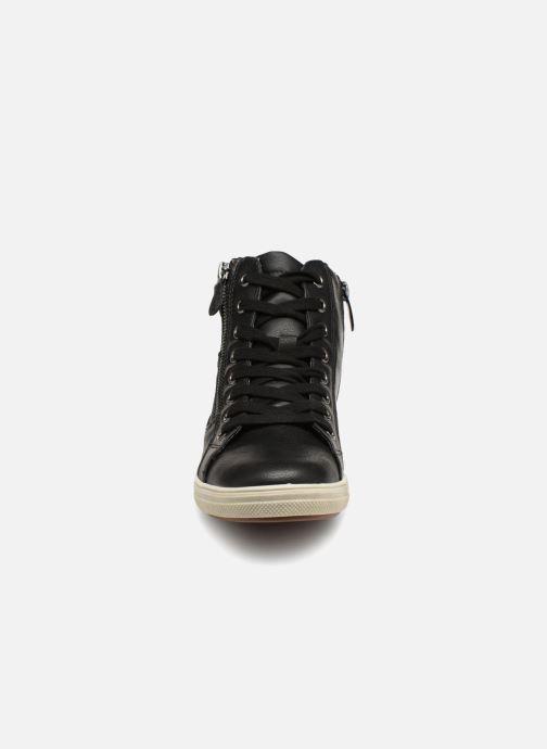 Baskets I Love Shoes SUKIMI Noir vue portées chaussures