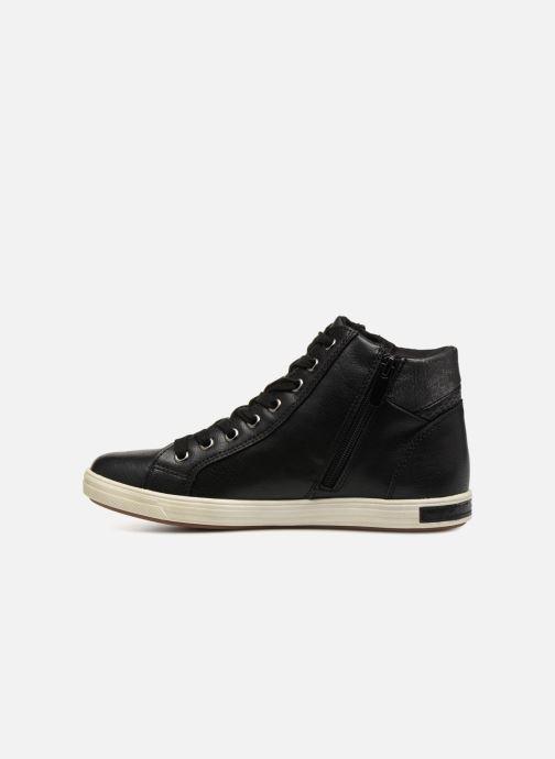 Baskets I Love Shoes SUKIMI Noir vue face