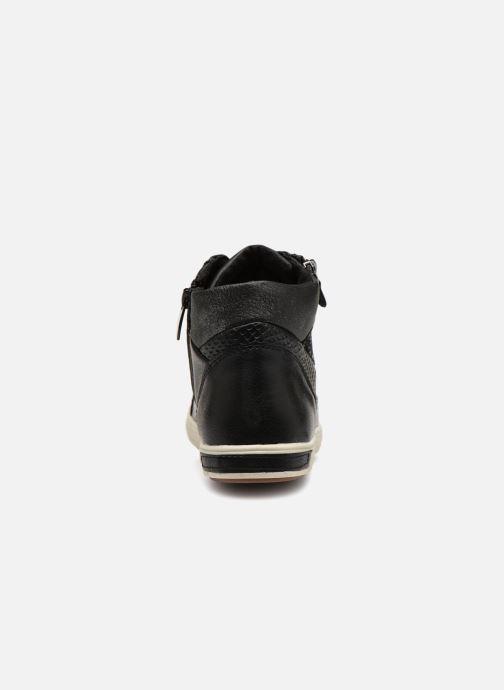 Baskets I Love Shoes SUKIMI Noir vue droite